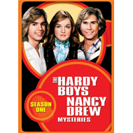The Hardy Boys / Nancy Drew Mysteries - Sesong 1 (DVD - SONE 1)
