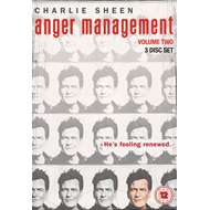 Anger Management - Sesong 2 (UK-import) (DVD)