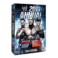 WWE - 2013 Annual (UK-import) (DVD)