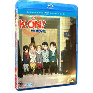 K-On! The Movie (UK-import) (Blu-ray + DVD)