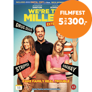 Produktbilde for We're The Millers - Extended Cut (DVD)