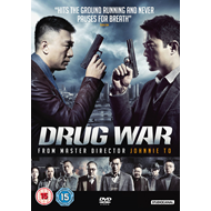 Drug War (UK-import) (DVD)