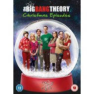 The Big Bang Theory - Christmas Episodes (UK-import) (DVD)