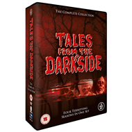 Tales From The Darkside - Complete Collection (UK-import) (DVD)