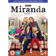 Miranda - Sesong 3 (UK-import) (DVD)