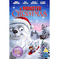 A Monster Christmas (UK-import) (DVD)