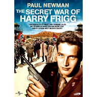 The Secret War Of Harry Frigg (DVD)