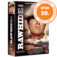 Produktbilde for The Rawhide Collection (DVD)