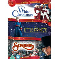 White Christmas / The Little Prince / Scrooge (UK-import) (DVD)