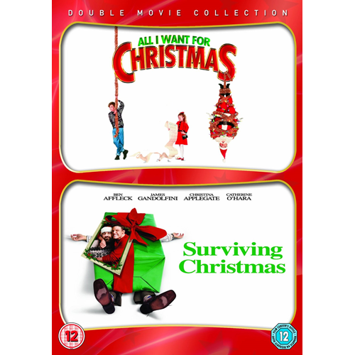 All I Want For Christmas / Surviving Christmas (UK-import) (DVD)