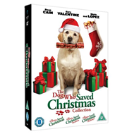 The Dog Who Saved Christmas Collection (UK-import) (DVD)