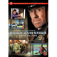 Walker Texas Ranger - Trail By Fire (DVD)