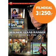 Produktbilde for Walker Texas Ranger - Trail By Fire (DVD)
