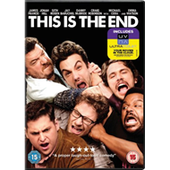 Produktbilde for This Is The End! (UK-import) (DVD)
