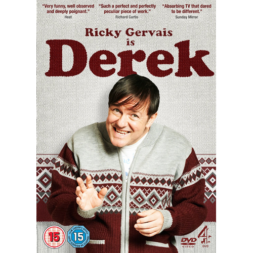 Derek (UK-import) (DVD)