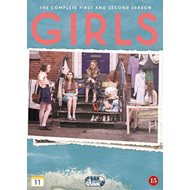 Girls - Sesong 1 & 2 (DVD)
