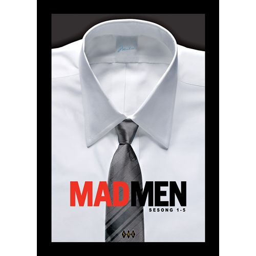 Mad Men - Sesong 1 - 5 (DVD)