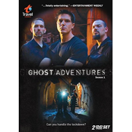 Ghost Adventures - Season 1 (DVD - SONE 1)