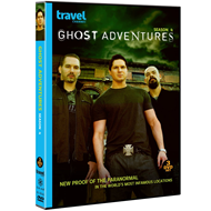 Ghost Adventures - Season 4 (DVD - SONE 1)