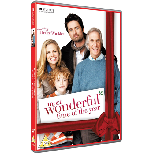 The Most Wonderful Time Of The Year (UK-import) (DVD)