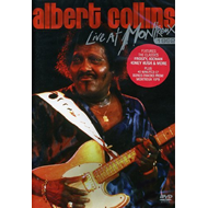 Albert Collins - Live At Montreux 1992 (DVD)