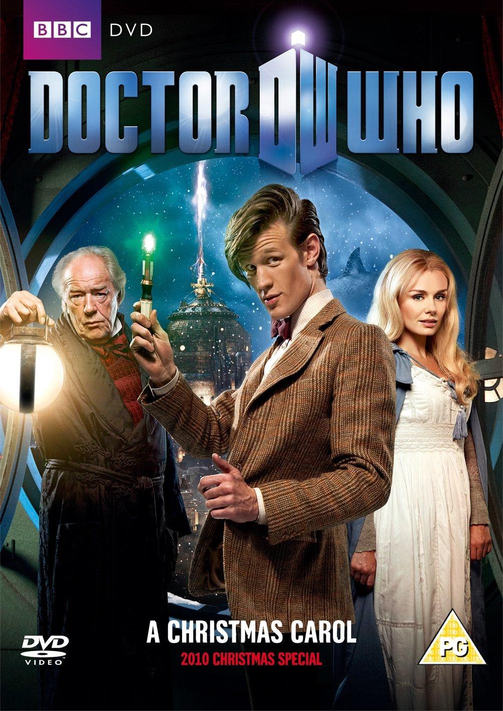Doctor Who - A Christmas Carol (UK-import) (DVD)
