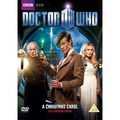 Doctor Who - A Christmas Carol (UK-import) (DVD)