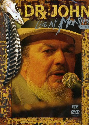Dr. John - Live At Montreux 1995 (DVD)