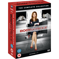 Body Of Proof - Sesong 1 - 3 (UK-import) (DVD)