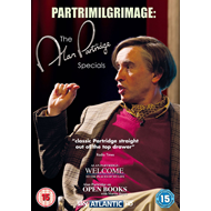 Alan Partridge - Partrimilgrimage (UK-import) (DVD)