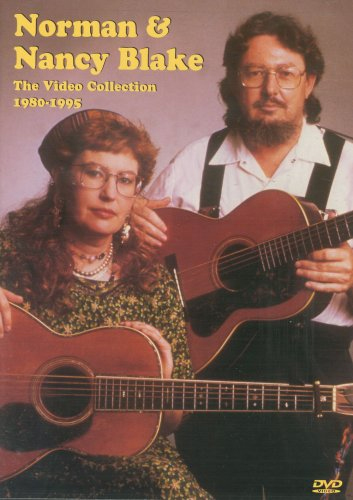 Norman & Nancy Blake - The Video Collection 1980-1985 (DVD - SONE 1)