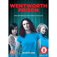 Wentworth Prison - Sesong 1 (UK-import) (DVD)