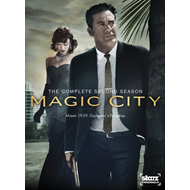 Magic City - Sesong 2 (DVD - SONE 1)