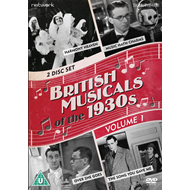 British Musicals Of The 1930s - Volum 1 (UK-import) (DVD)