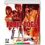 Rabid Dogs (UK-import) (Blu-ray + DVD)