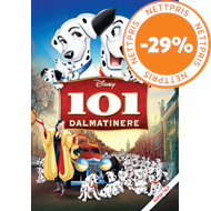 Produktbilde for 101 Dalmatinere (DVD)
