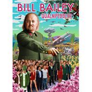Bill Bailey - Qualmpeddler (UK-import) (DVD)