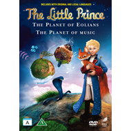 The Little Prince - Planet Of Eolians / Planet Of Music (DVD)
