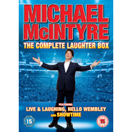 Michael McIntyre - The Complete Laughter Box (UK-import) (DVD)