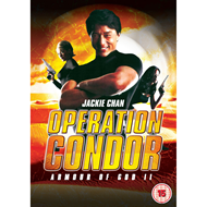 Operation Condor - Armour Of God II (UK-import) (DVD)