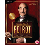 Poirot - The Complete Series (UK-import) (DVD)