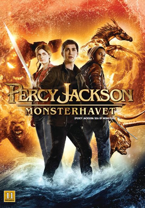 Percy Jackson Monsterhavet