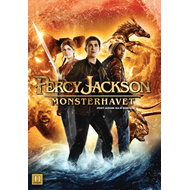 Percy Jackson - Monsterhavet (DVD)