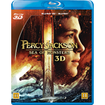 Percy Jackson - Monsterhavet (Blu-ray 3D + Blu-ray)