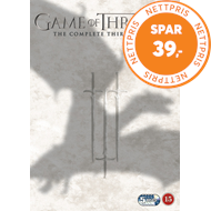 Game Of Thrones - Sesong 3 (DVD)