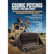 Cosmic Psychos - Blokes You Can Trust (DVD - SONE 1)