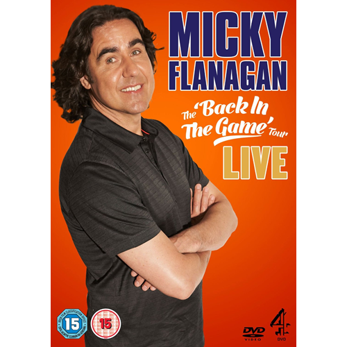 Micky Flanagan - Back In The Game (UK-import) (DVD)