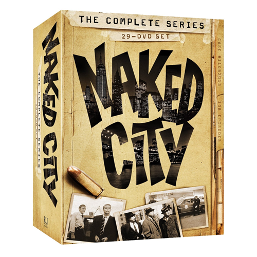 Naked City - The Complete Series (DVD - SONE 1)