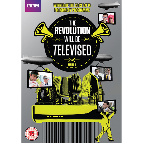 The Revolution Will Be Televised (UK-import) (DVD)