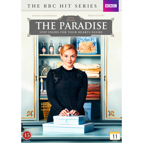 The Paradise - Sesong 1 (DK-import) (DVD)